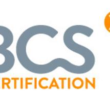 Rhône Environnement certifié BCS.